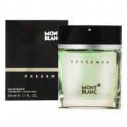 Montblanc Presence Men Eau De Toilette Spray 50ml