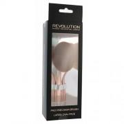 Makeup Revolution London Brushes Pro Precision Brush Large Oval Face 1 ks štětec W