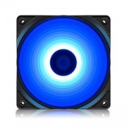 Вентилатор за кутия DeepCool RF120B, 1300 RPM, Blue LED, DP-FLED-RF120-BL