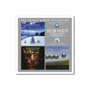 Warner Music Dream Theater - The Triple Album Collection: A Change Of Seasons - Metropoilis Part 2: Scenes From A Memory - Octavarium (Box)