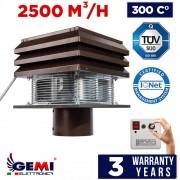 Gemi Elettronica Zaun Komplettset E/220 Extraforte bis zu 4000 Meter von Gemi Elettronica