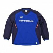ニューバランス newbalance ピステトップ ジュニア キッズ > アパレル > フットボール > トップス ブルー・青