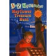 Mayflower Treasure Hunt/Ron Roy