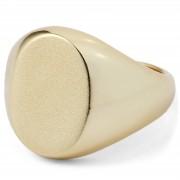 Northern Jewelry Arthur Vergoldeter 925er Silber Ring