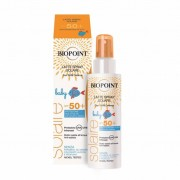 Biopoint Solaire Baby Latte Spray Solare Spf50+ 150 Ml
