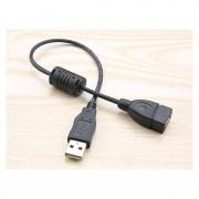 tiendatec ALARGADOR/EXTENSOR USB/A M/H 30CM