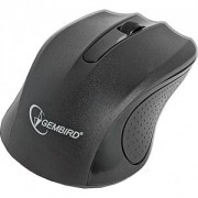 MOUSE GEMBIRD MUSW-101 WIRELESS BLACK
