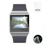 HAT PRINCE képernyővédő fólia - CLEAR - 2DB - Fitbit Ionic