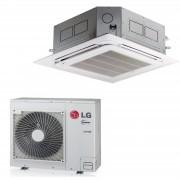 Lg climatizzatore / condizionatore lg 18000 btu uu18w ct18 monosplit inverter cassetta 4 vie con griglia