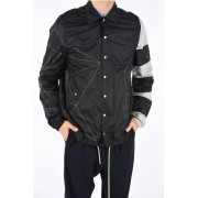 Rick Owens giacca a vento in nylon taglia 50