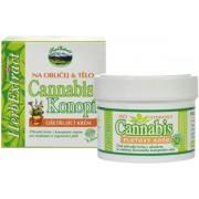 Herb Extract® Gezichtscrème met Cannabis Olie - 75ml - voor een zachte huidverzorging - kalmeert - revitaliseert - hydrateert de huid