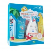 Bionike Defence Sun 50 ml e Triderm 100 ml - Baby&Kid Kit Estate con braccioli