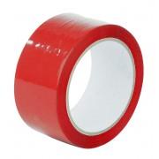 Packfilm ragasztószalag/csomagolószalag 48/66, piros