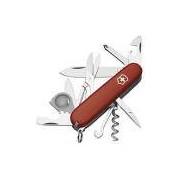 Canivete Explorer c/ Lupa 16 Funções - Vermelho - Victorinox
