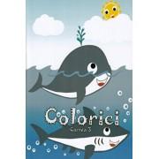 Colorici 3. Carte de colorat/***