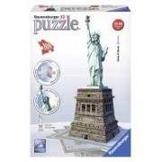 Puzzle 3D Statuia Libertatii 108 Piese.Fiecare piesa este individual realizata