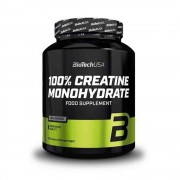 100% Creatina monohidrata, BioTech USA, 1000g