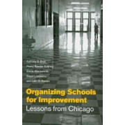 Organizing Schools for Improvement - Lessons from Chicago (Bryk Anthony S.)(Paperback) (9780226078007)
