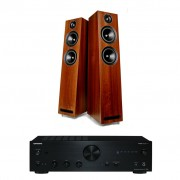 Pachet Amplificator Integrat Onkyo A-9030 + Boxe Acoustic Energy 103 desigilat