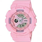Ceas dama Casio Baby-G BA-110-4A1ER Pink Color Series