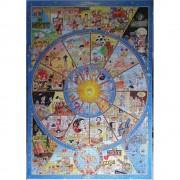 Puzzle Hugo Prades Astro World 4000 pezzi