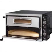 Stalgast Four à Pizza Double Gredil 2x 4 Pizza 35cm 835x835x(h)545mm