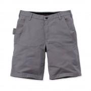 Carhartt 104352 Steel Utility Shorts - Relaxed Fit - Steel - W38
