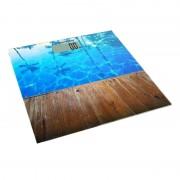 Cantar de baie Esperanza Waikiki EBS011, 180 kg, model marin