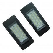 Pack LED plaque immatriculation AUDI TT 8J TTS