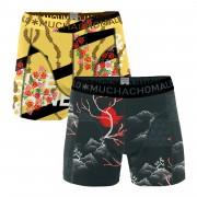 Muchachomalo Boxershorts Rise and Shine 2-pack