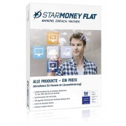 StarMoney Flat Licenza annuale PCMACAndroid tedesco incl.Premium Support download istantaneo.