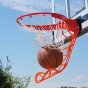 Lifetime basketbalring return systeem