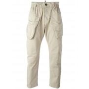 Dsquared2 брюки карго с эластичным поясом Dsquared2