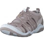 Bagheera Kinetic Sand/white, Skor, Sneakers och Träningsskor, Löparskor, Grå, Lila, Unisex, 34
