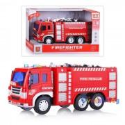 Tűzoltóautó fénnyel és hanggal