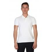 Tricou Polo Oxford University - White