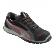 Puma Safety Shoes werkschoenen Puma Motorsport S1P SRC HRO Zwart/Grijs