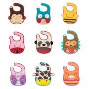 Babero Skip Hop 100% Original Bebes Niños Variedad Diseños