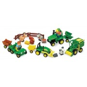 Set distractie la ferma Johnny Deere - Biemme