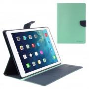 Mercury Pouzdro / kryt pro Apple iPad Air 1 - Mercury, Fancy Diary Mint/Navy