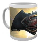 Batman Vs Superman bögre - Logo alt - GB posters - MG0859