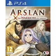 Joc Arslan The Warriors Of Legend Ps4