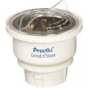 Preethi MGA 502 0.4 GRIND AND STORE Mixer Juicer Jar(0.4 L)