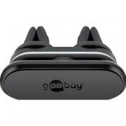 Goobay Doppio Supporto Magnetico da Auto per Smartphone e Tablet