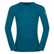 ZAJO   Bergen Merino T-Shirt LS M Deep Lagoon