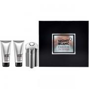 Mont Blanc Emblem Intense Комплект (EDT 100ml + AS Balm 100ml + SG 100ml) за Мъже