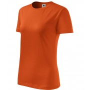ADLER Classic New Dámské triko 13311 oranžová M