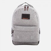Superdry Men's Hollow Montana Backpack - Light Grey Marl