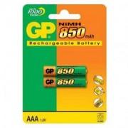 Акумулаторна Батерия R03 AAA 800mAh RECYKO NiMH 2 бр. в опаковка GP - GP-BR-R03-800-RECY