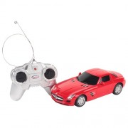 1:24 Scale Mercedes-benz SLS AMG Radio Remote Control Official Liciense Model Car RTR (Color:vary) by RASTAR